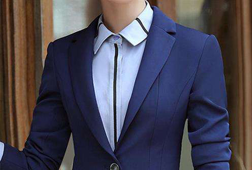 西安职业装定做教大家如何穿着商务正式工作服