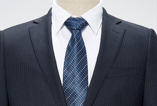 男人改如何选择合适自己的商务套装