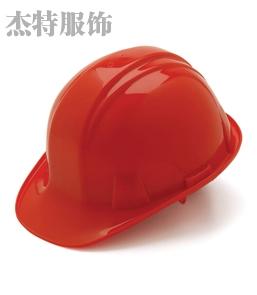 红色安全帽