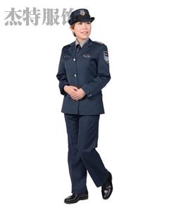 保安冬装制服