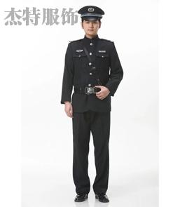小区保安服装