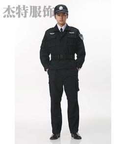 保安特勤服装冬装