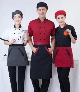 定做厨师服
