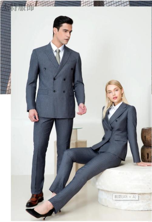 兰州男女西服职业装(公司年会必备)
